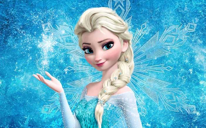 Kleurplaten Disney Frozen Elsa.Kleurplaat Frozen 100 Kleurplaten Van Frozen Gratis Uit Te Printen